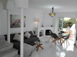 Residencial los Pinos 3, self-catering accommodation in Nerja
