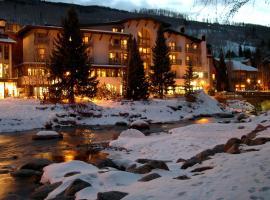 Sitzmark Lodge, hotel in Vail