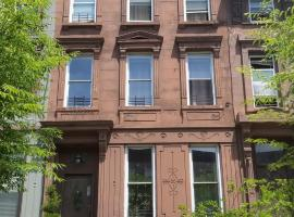 Brownstone Penthouse, accessible hotel in Brooklyn