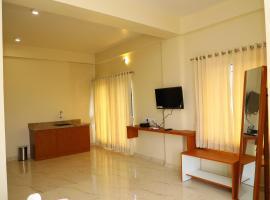 Lali Petals, accessible hotel in Madikeri