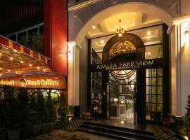 Azalea Parkview Hotel, hotel in Vientiane