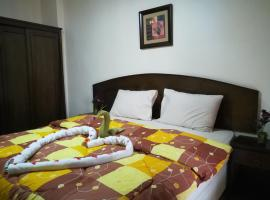 Baraka Al Aqaba Hotel Suites, apartment in Aqaba