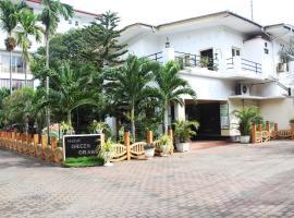 Green Grass Hotel & Restaurant, hotel in Jaffna