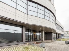Комплекс Апартаментов Салют Плюс, отель рядом с аэропортом Аэропорт Пулково - LED