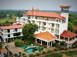 The Valampuri, accessible hotel in Jaffna