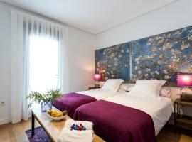 Apartamento Plaza de España, hotel in Seville