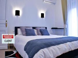 BéziersApart *** vivre à la française comme un habitant, apartment in Béziers