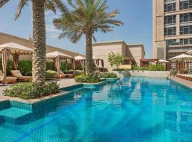Hilton Dubai Al Habtoor City, hotel near KidZania Dubai, Dubai