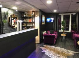 Hotel Restaurant Baryton, hotel near Giverny Gardens, Saint-Marcel