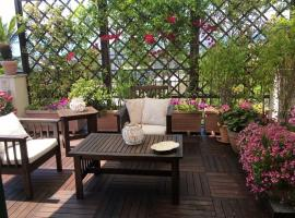 Hepburn Holiday Home, holiday home in Salerno