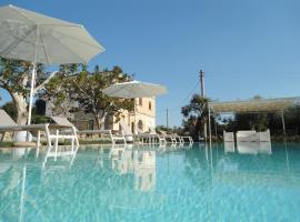 Hotel Tenuta Pigliano, hotel a Bagnolo del Salento