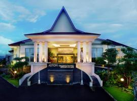 Aston Tanjung Pinang Hotel & Conference Center, hotel in Tanjung Pinang