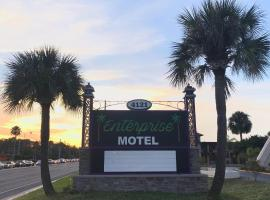 Enterprise Motel, hotel in Kissimmee