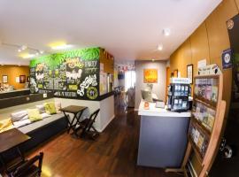Mojito Hostel & Suites Ipanema Rio de Janeiro, hostel in Rio de Janeiro