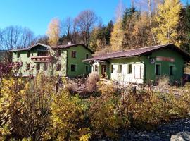 Penzion Sněženka, hotel v destinaci Jiřetín pod Bukovou