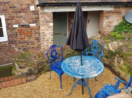 The Garden Cottage, 17th Century, hottub, parking, wifi, hotel in Telford