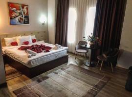 Aen Hotel, отель в Скопье