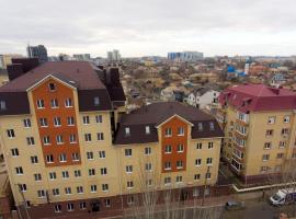 Гостиничный Комплекc Волга-Волга, отель в Астрахани
