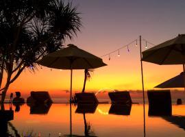 Twilight Ceningan, hotel in Nusa Lembongan