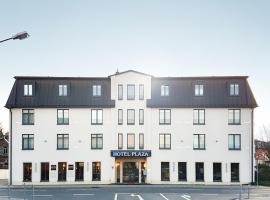 Hotel Plaza, Hotel in der Nähe von: Erlebnispark Schloss Thurn, Forchheim