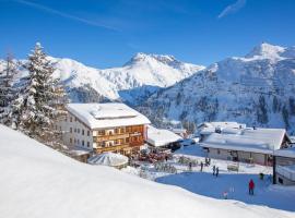 Hotel Ilga, hotel in Lech am Arlberg