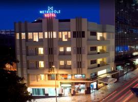 Hotel Metropole, hotel near Central Station, Belo Horizonte