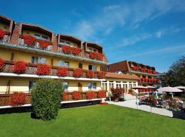 Hotel Kärnten, hotel in Krumpendorf am Wörthersee