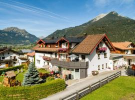 Appartement Zugspitzhof, pet-friendly hotel in Ehrwald