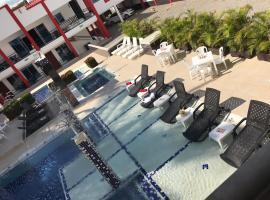 Hotel Bora Bora SPA Solo Adultos, hotel en Melgar