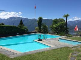 Casa Pesci, Hotel in der Nähe von: Botanischer Garten Otto Eisenhut, Gambarogno