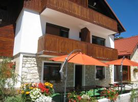 Sixteen Lakes Guest House 2, hotel near Jezerce - Mukinje Bus Station, Jezerce