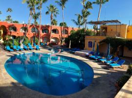 Hotel Mar de Cortez, hotel en Cabo San Lucas