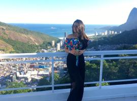 Visual Roc Hostel, hotel poblíž významného místa Národní park Tijuca, Rio de Janeiro