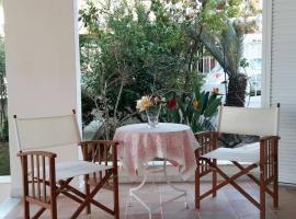 NN Luxury Room near Athens Airport, B&B in Spáta