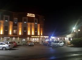 Hotel Hercegovina, hotel near Mostar International Airport - OMO,