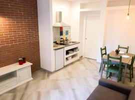 Alice in Wonderland, apartment in Naples
