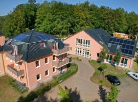 DAS HUDEWALD Hotel & Resort, hotel in Ueckeritz