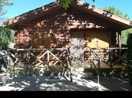 Cabañas rurales la vega, lodge in Burunchel