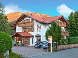 Hotel Antonia, hotel in Oberammergau