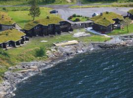 Brekkestranda Fjordhotel, hotel in Brekke