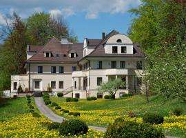 Villa Toscana, отель в Фюссене
