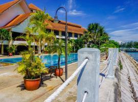 Kudat Golf & Marina Resort, resort in Kudat