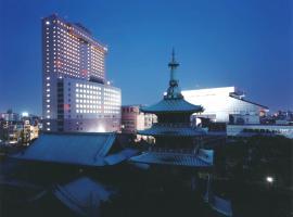 Dai-ichi Hotel Ryogoku, hotel in Tokyo