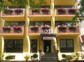 Hotel Petri, hotel near Muenchen-Pasing Train Station, Munich
