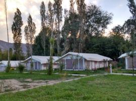 TIH Saser Camp Nubra, luxury tent in Leh