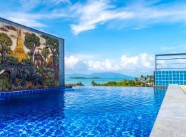 Celebrity Ocean View Villa, отель в городе Пляж Банг Рак, рядом находится Пирс Банграк