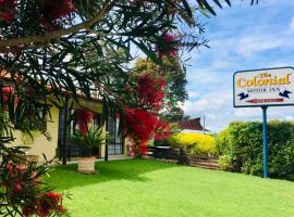Colonial Motor Inn Pambula, hotel near Pambula Merimbula Golf Club, Pambula
