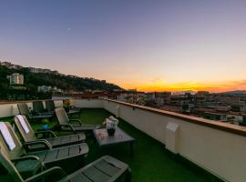 Culture Residence Consalvo Otto, apartment in Naples