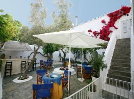 Villa Christina, pet-friendly hotel in Spetses