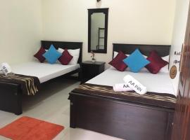 Aa Inn, отель в Тринкомали
